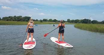 2 hr Paddleboard Tour